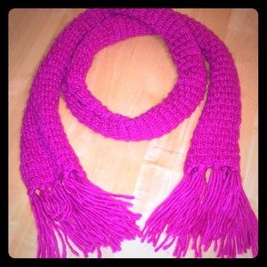 Old Navy Accessories - Pink scarf